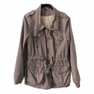 H&M Canvas Utility Jacket 10